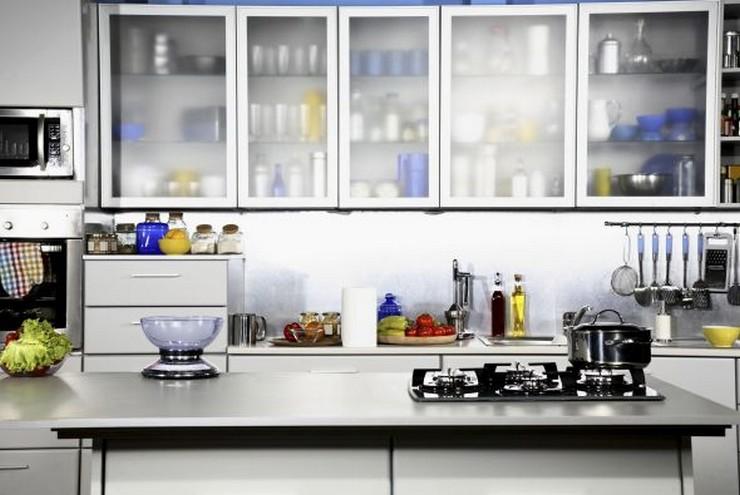 reformar la cocina_puertas cristal