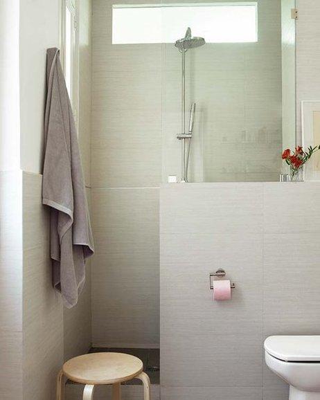 10 reglas para reformar el ba o - Azulejos para duchas de obra ...