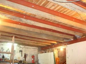 Forjados de madera como rehabilitarlos alma arquitectura - Forjados de madera laminada ...