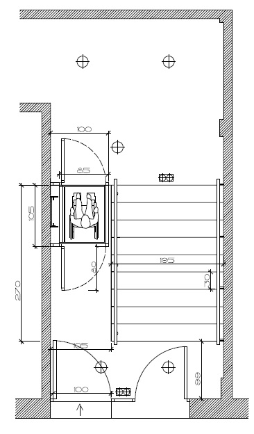 barreras arquitectonicas_planta